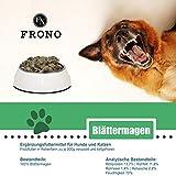 Frostfutter Nordloh Barfpaket: 15kg Blättermagen für Hunde, die Basis für Das Hundemenü