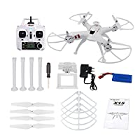 Cewaal Drone Without Camera With Long Flying Time,500 Meters Remote Distance,Quadcopter Altitude Hold for Drone Training
