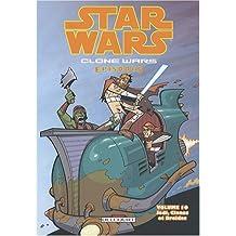 Star Wars, Clone Wars Episodes, Tome 10 : Jedi, clones et droïdes