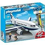 Playmobil - Avión de pasajeros y mercancías (5261)