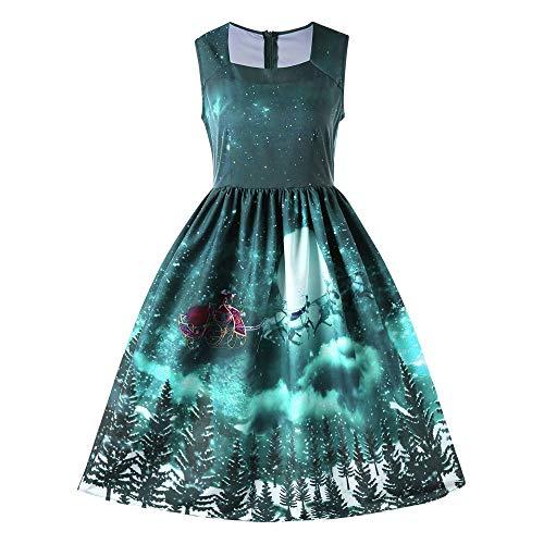 Yvelands Rock Kleid weiß Abschlussballkleider leinenkleid blusenkleid Kleid Standesamt Kleider für hochzeitsgäste Damenmode Petticoat Kleid Vintage Kleider Kleider ()