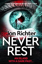 Never Rest: a serial killer thriller you don't want to miss