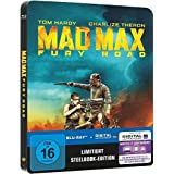 MAD MAX: FURY ROAD (Blu-ray Disc) Limitierte Steelbook Edition