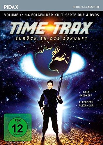 Bild von Time Trax - Zurück in die Zukunft, Vol. 1 / Die ersten 14 Folgen der Kult-Serie (Pidax Serien-Klassiker) [4 DVDs]