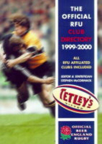 The Official Rugby Union Club Directory 1999-2000