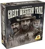 Plan B Spiele pbgesg50090 Great Western Trail - Juego de Mesa (Contenido en alemán)