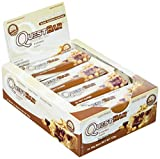 Quest Nutrition Protein Bar S'mores 12 x 60 g, 1er Pack (1 x 720 g)