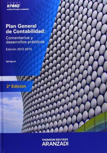 Plan General de Contabilidad - Comentarios y Desarrollos Prácticos (Monografía) por Jorge Herreros Escamilla