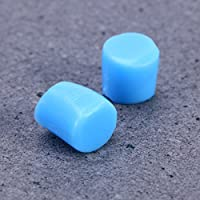 SUPVOX 9 Paar Silikon Ohrstöpsel Wasser Schwimmen Ohrstöpsel Schlaf Lärm Reducing Ohrstöpsel (Blau) preisvergleich bei billige-tabletten.eu