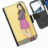 Hairyworm- Change me Seiten Leder-Schützhülle für das Handy LG G4