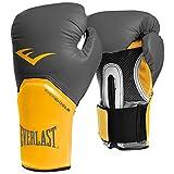 Everlast Pro Style Elite Training, guantoni da boxe da uomo, colore arancione, 340,2 g