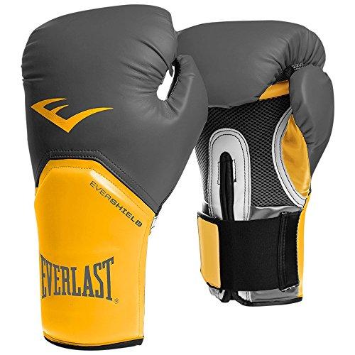 Everlast Men's Pro Elite Gants de boxe d'entraînement-Orange - 16 oz