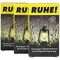"""Crottendorfer Räucherkerzen """"Ruhe!"""" 4 Stück im 3er Set preisvergleich bei billige-tabletten.eu"""