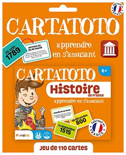 Fundels - 410036 - Cartatoto Histoire de France
