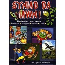 Syniad Da Iawn!: [Hwyl Darllen I Blant Y Teulu]