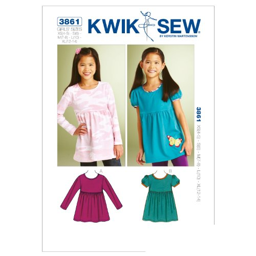 e2c2f031a4a51e Box Contains. 1 x Tissue Paper with English instruction sheets. Kwik Sew  Patterns K4138 ...