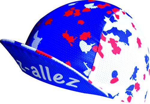 Imagen de allez allez france  ekeko vsystem microperforada, ciclismo, running, trailrunning, triatlon