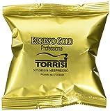 Caffè comp. Professional TORRISI capsula compatibile Nespresso ESPRESSO GOLD 100 pezzi