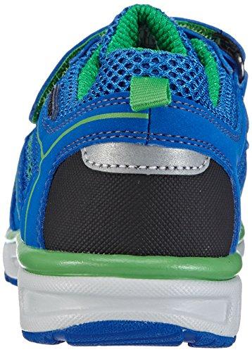 Superfit LUMIS Jungen Sneakers Blau (BLUET KOMBI 85)
