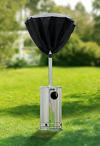 Wetterschutz Heizstrahler Schutzfolie Abdeckung UV-Schutz 102,5 x 62 x 102,5 cm - 4