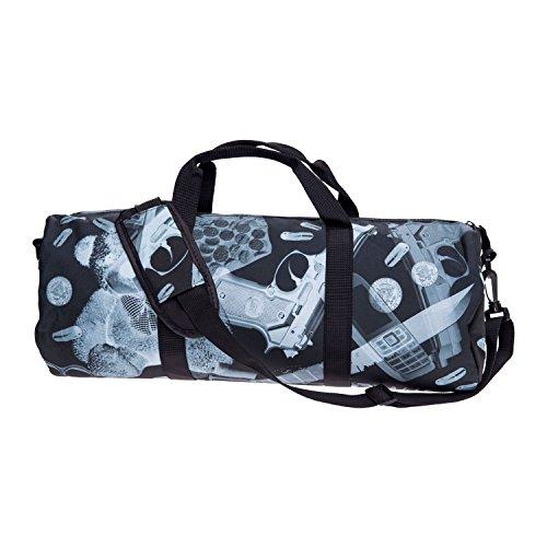 Funny Gym Bags Company© Stampa 3D Sacchetto di sport Stampare/Motivo /Design Taglia Unica Unisex Primavera Estate 2017 (X-RAY BAG 38645)