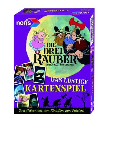 Noris Die 3 Räuber - Kartenspiel