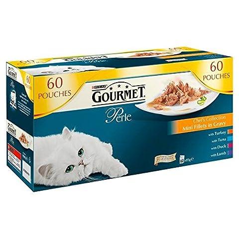 Gourmet Perle mixte Pouch Sélection du chef 60x 85g
