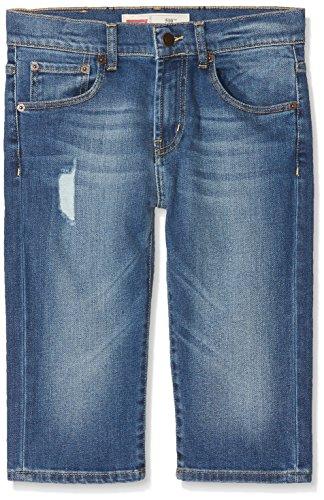 Levi's Jungen Shorts Bermuda 510 Blau (Denim 46) 164 -