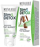 Revuele Slim & Detox Cream Mask Fat Burner 200ml Weight Loss & Anti-Cellulite
