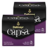 Dallmayr Capsa Espresso Artigiano, Nespresso Kapsel, Kaffeekapsel, Espressokapsel, Röstkaffee, Kaffee, 20 Kapseln