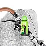 reer 84021 Clip&Go Cup Holder, Getränke-Halter für Kinderwagen,...