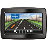 "TomTom Via LIVE 120 4.3"" Sat Nav - UK & Ireland Maps - 1 Year Free Live Traffic Services"