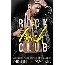 ROCK F*CK CLUB (Girls Ranking the Rock Stars Book 1) (English Edition)