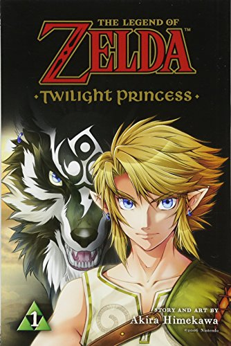 Legend of Zelda Twilight Princess, Vol. 1 (The Legend of Zelda: Twilight Princess) por Akira Himekawa