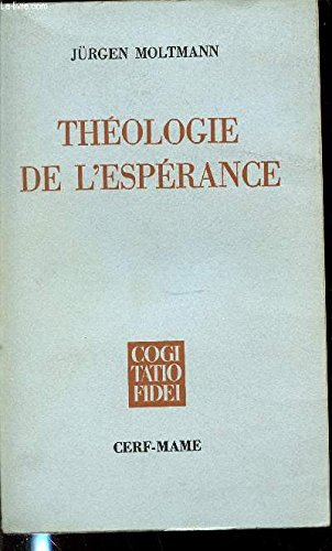 Thologie de l'esprance