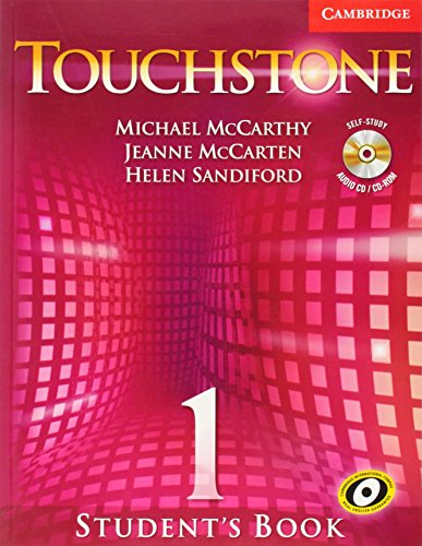 Touchstone  1 Student's Book with Audio CD/CD-ROM