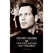 Suchergebnis Auf Amazonde Für Henry Maske Bücher