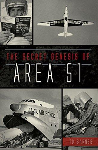 The Secret Genesis of Area 51 (Military) (English Edition)