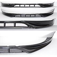 AUDI A4 Avant B7 Spoiler Delantero Alerón S LINE labio delantero enfoque S4