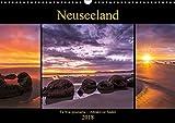 Neuseeland - Attraktiver Süden (Wandkalender 2018 DIN A3 quer): Die Südinsel Neuseelands ist die Insel der Gegensätze. (Monatskalender, 14 Seiten ) ... [Kalender] [Apr 28, 2016] Klinder, Thomas