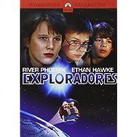 Exploradores (Explorers) (Import Dvd) (2004) River Phoenix; Ethan Hawke; Amand