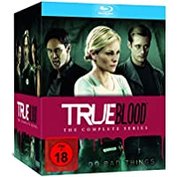 True Blood Komplettbox Staffel 1-7