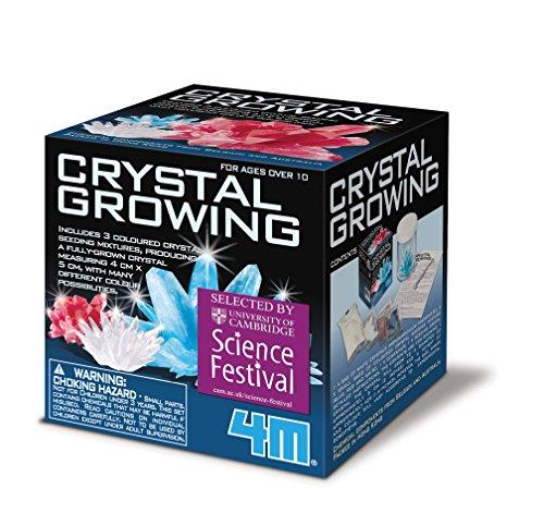 Great Gizmos 4M Crystal Growing Kit - Crea il tuo cristallo