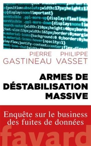Armes de dstabilisation massive