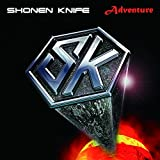 Shonen Knife - Adventure De Buttobase! [Japan CD] PCD-25196