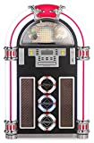 Ricatech RR1600 XXL LED Jukebox (CD-Player, Radio, MP3, USB, SD-Kartenslot, Audio, Remote Control)