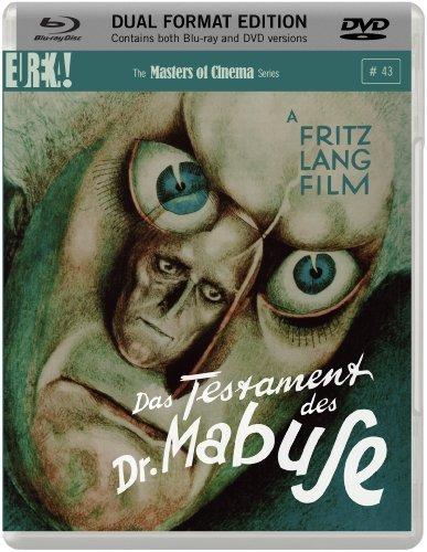Das Testament des Dr. Mabuse (Dual Format)