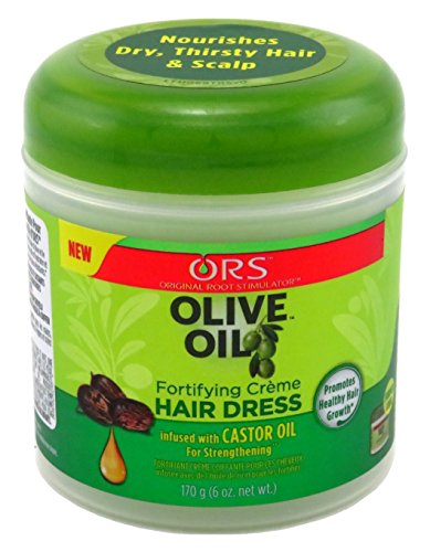e6ca2581a364 Ors Olive Oil Creme Hair Dress 6oz Jar (2 Pack)