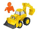 Enlarge toy image: Bob the Builder Fuel Up Friends - Scoop