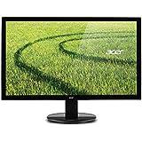 Acer K222HQLbid 55cm (21,5 Zoll) Monitor (VGA, DVI, HDMI, 5ms Reaktionszeit) schwarz